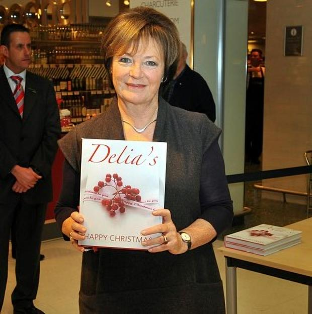 Delia Smith won't be imparting her cookery wisdom on TV any more