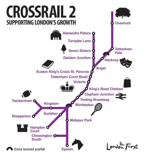 "This Is Local London: ""Kingston to central London in 22 minutes"" - new Crossrail proposals backed by Boris"