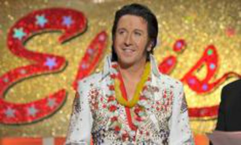 Elvis impersonator Mark Goddard was on ITV1's The Chase