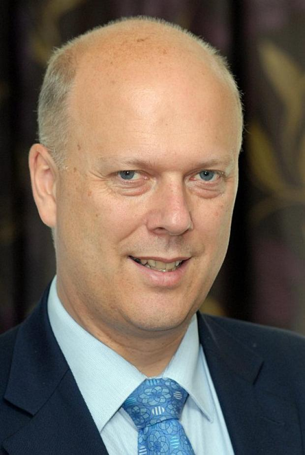 This Is Local London: Chris Grayling
