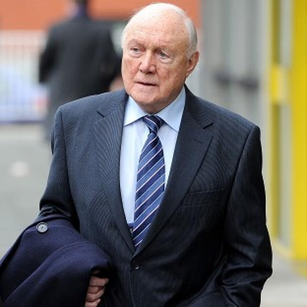 Stuart Hall will appear at Preston Crown Court on March 1