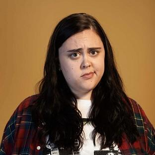 Sharon Rooney stars in My Mad Fat Diary on E4