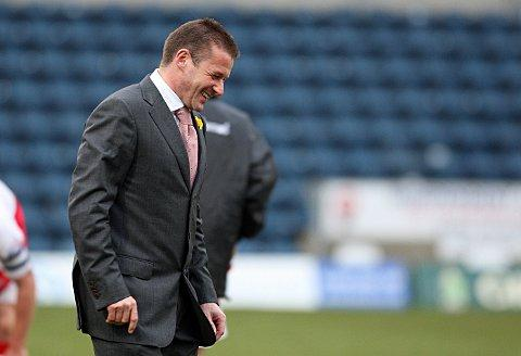 Graham Westley left Preston North End this morning