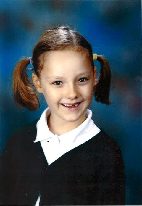 School tragedy: Freya James
