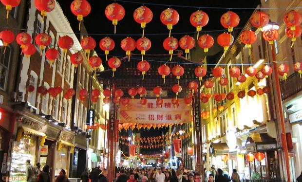 The Chinese New Year festivities take place on Saturday