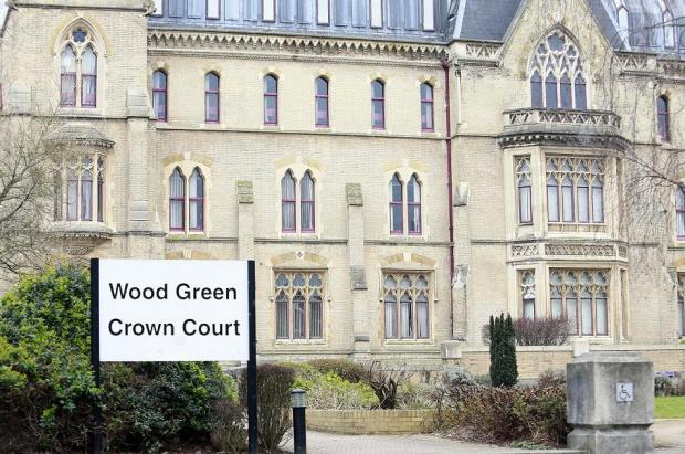 The convicted rapist is due to appear at Wood Green Crown Court today