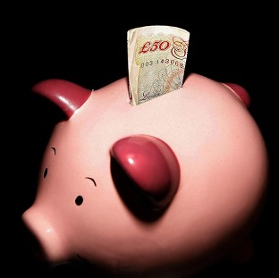 One in three 'not saving any money'