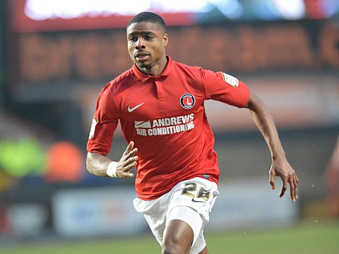 New loan signing Jon Obika made a late debut from the bench
