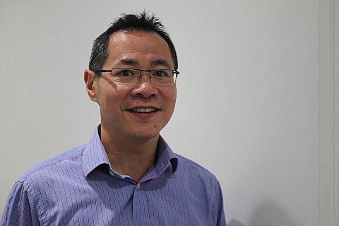 Dalton Leong has been appointed as the new chief executive at The Children's Trust in Tadworth