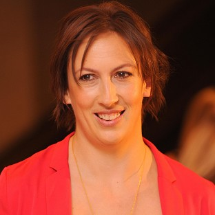 Miranda Hart who will be attempting a series of 'madcap challenges' for Comic Relief
