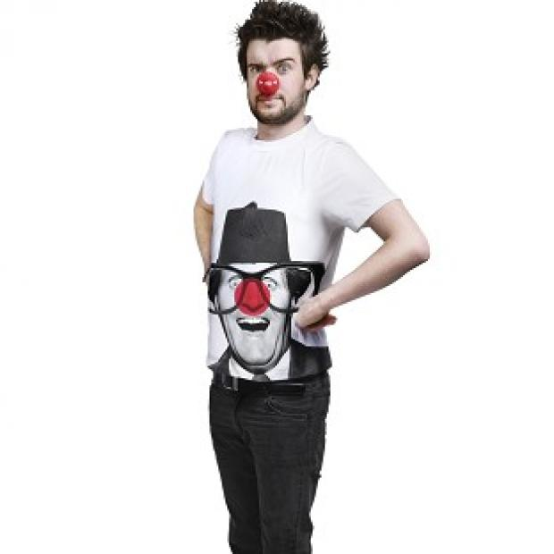 Jack Whitehall andf the Fresh Meat cast will be doing their bit for Comic Relief