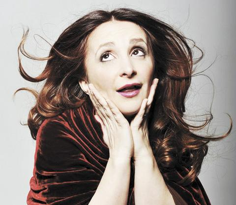 This Is Local London: Lucy Porter has two children with fellow comedian Justin Edwards