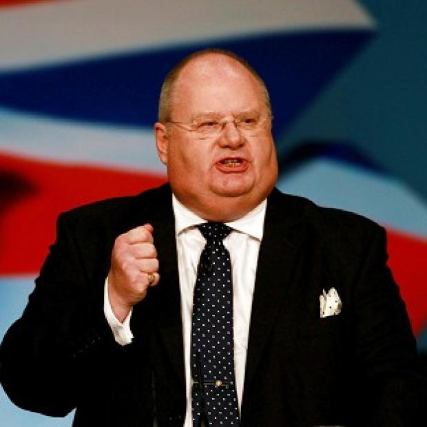 Eric Pickles says the Troubled Families programme is on track, changing families for the better and reducing their impact on communities