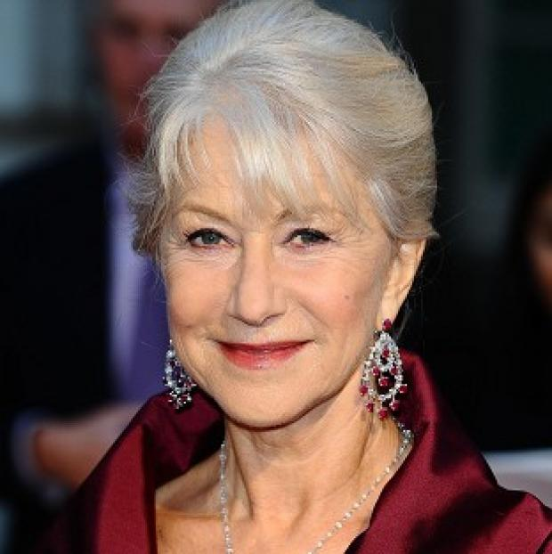 Dame Helen Mirren is playing the Queen at the Gielgud Theatre