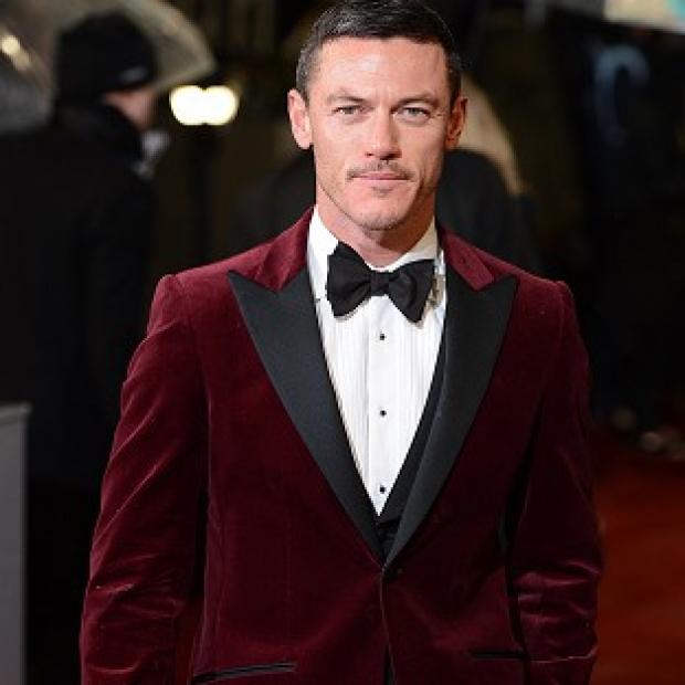 Luke Evans will play the mastermind of the Great Train Robbery