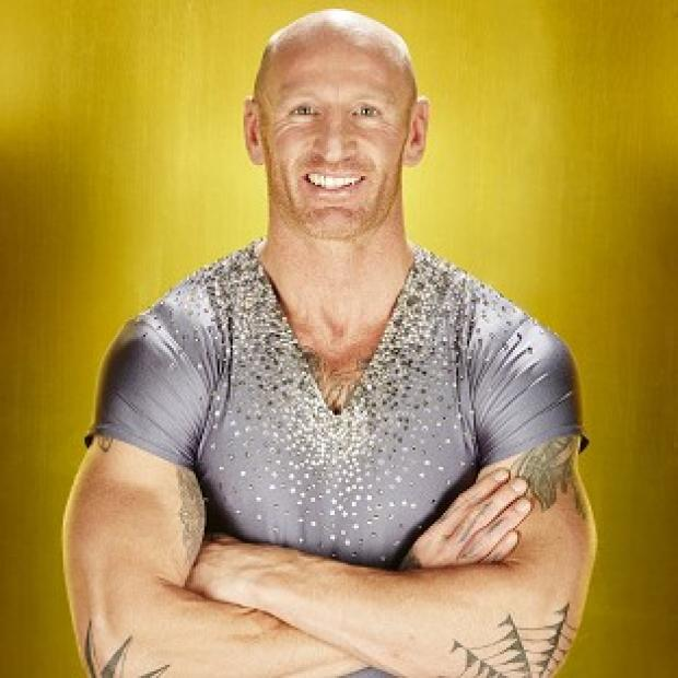 Gareth Thomas will be back for the Dancing On Ice final - but he won't be competing