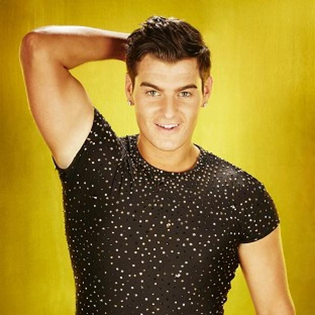Matt Lapinskas said the contestants skate in hand-me-downs