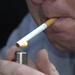This Is Local London: One per cent of smokers believe they look trendy when lighting up, according a poll