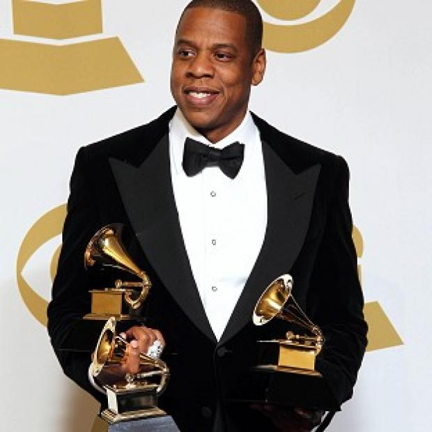 Jay-Z is among 11 celebrities and government officials whose private financial information appears to have been posted online (AP)