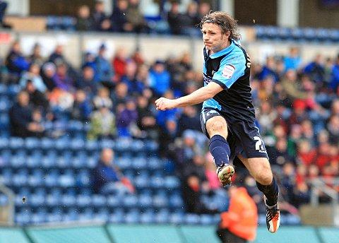 Gareth Ainsworth wants the empty seats at Adams Park to be filled on Saturday