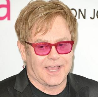 An Elton John gig in the US has been cancelled