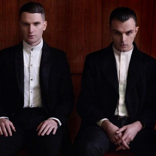 Hurts needed to stop touring to record their second album