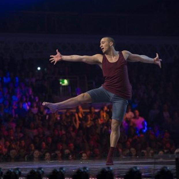 Lukas McFarlane was crowned the winner of Got To Dance on Sky1 HD