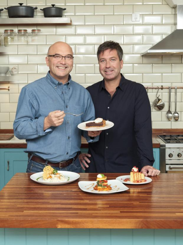 This Is Local London: Greg Wallace and John Torode