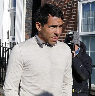 This Is Local London: Manchester City star Carlos Tevez admitted driving while disqualified and without insurance