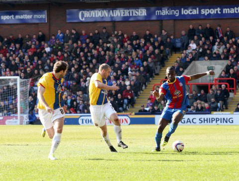 This Is Local London: Yannick Bolasie v Barnsley