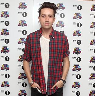 Nick Grimshaw has not been nominated for the breakfast show title