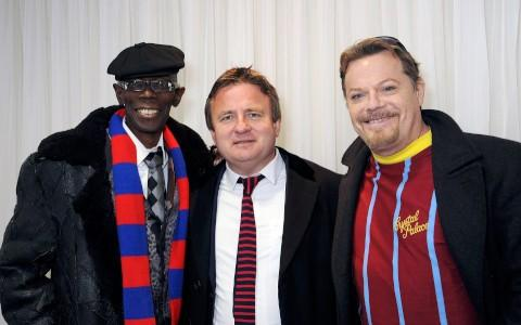 This Is Local London: Eddie Izzard is offering VIP tickets to Palace fans.