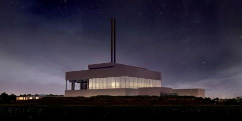 This Is Local London: How the proposed incinerator could look by night
