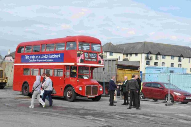 More than 100 red buses to descend on Finsbury Park