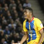 Get in! Zaha scores Palace's second