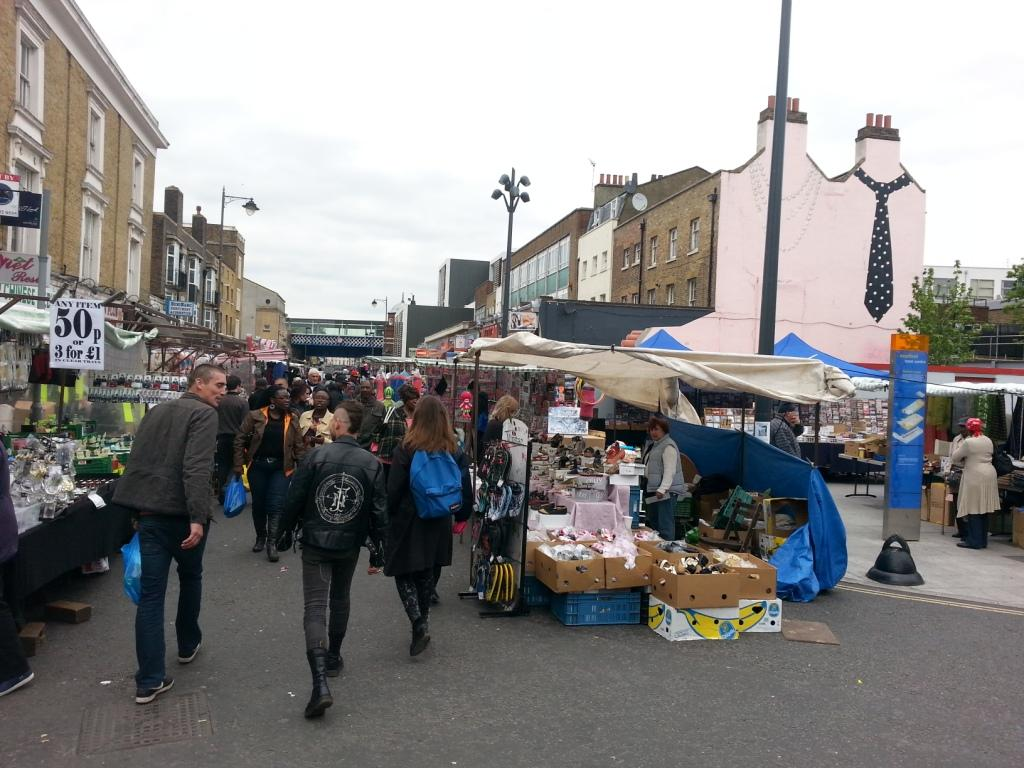 This Is Local London: Markets: Deptford Market and Food Court