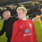 The stuff of dreams: Jonny Williams