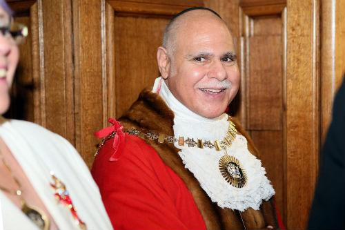 The Golders Green councillor will step down from his second term as mayor on June 2