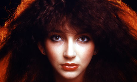 Welling's Kate Bush returns to the stage tonight