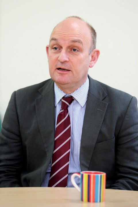 Children's services director Nick Whitfield said the files of more