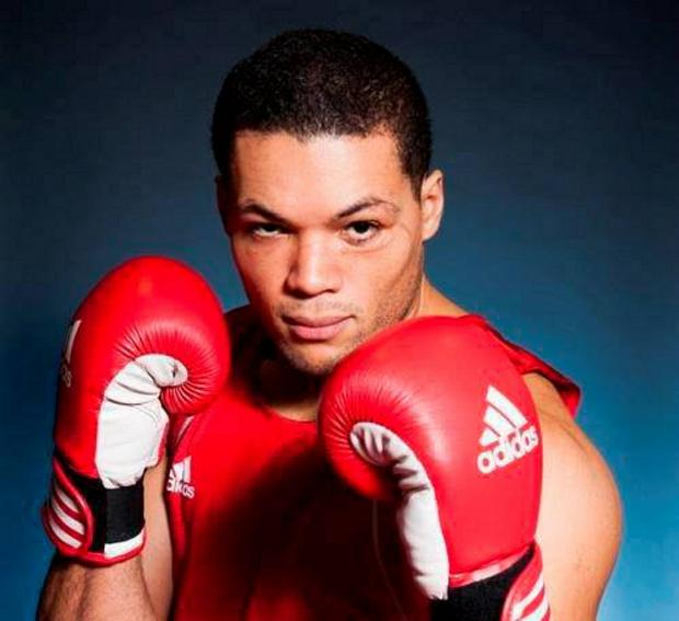 Off to Glasgow: Joe Joyce has been selected for England's Commonwealth Games boxing squad