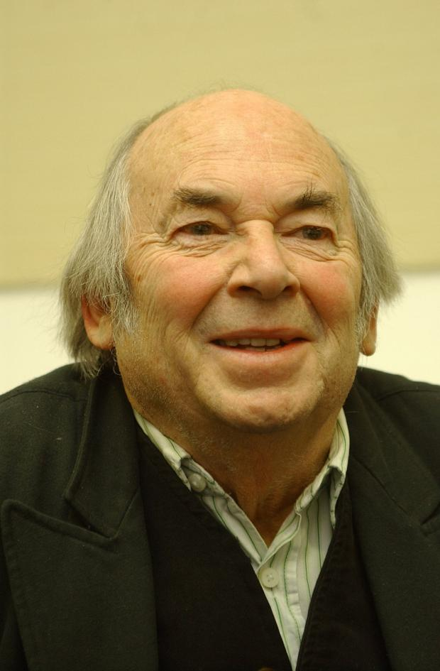 This Is Local London: Sir Quentin Blake found himself back in Sidcup again.
