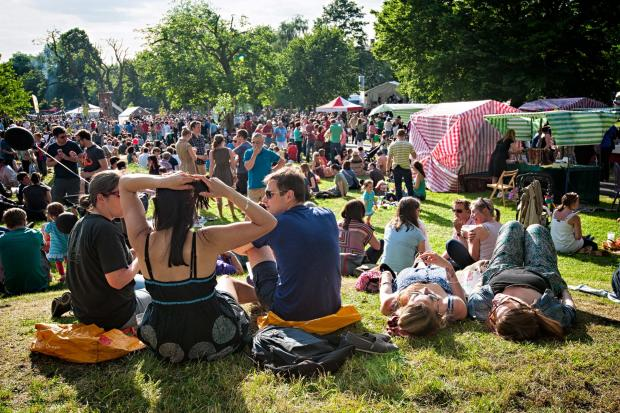 Details of Crystal Palace Overground Festival announced