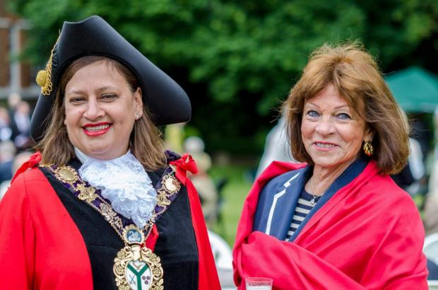 This Is Local London: Meena Bond: From mayor to cabinet member