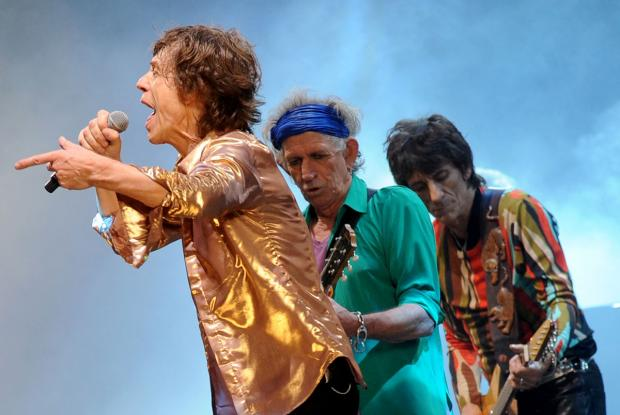 This Is Local London: Thanks to the Rolling Stones for lessons in growing old disgracefully
