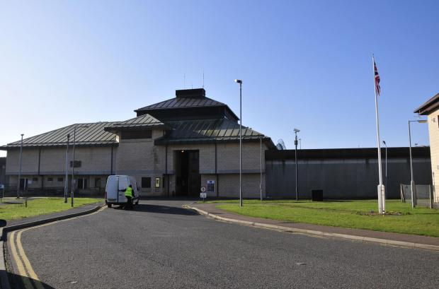 A source has said that staff shortages at High Down Prison have left it in crisis