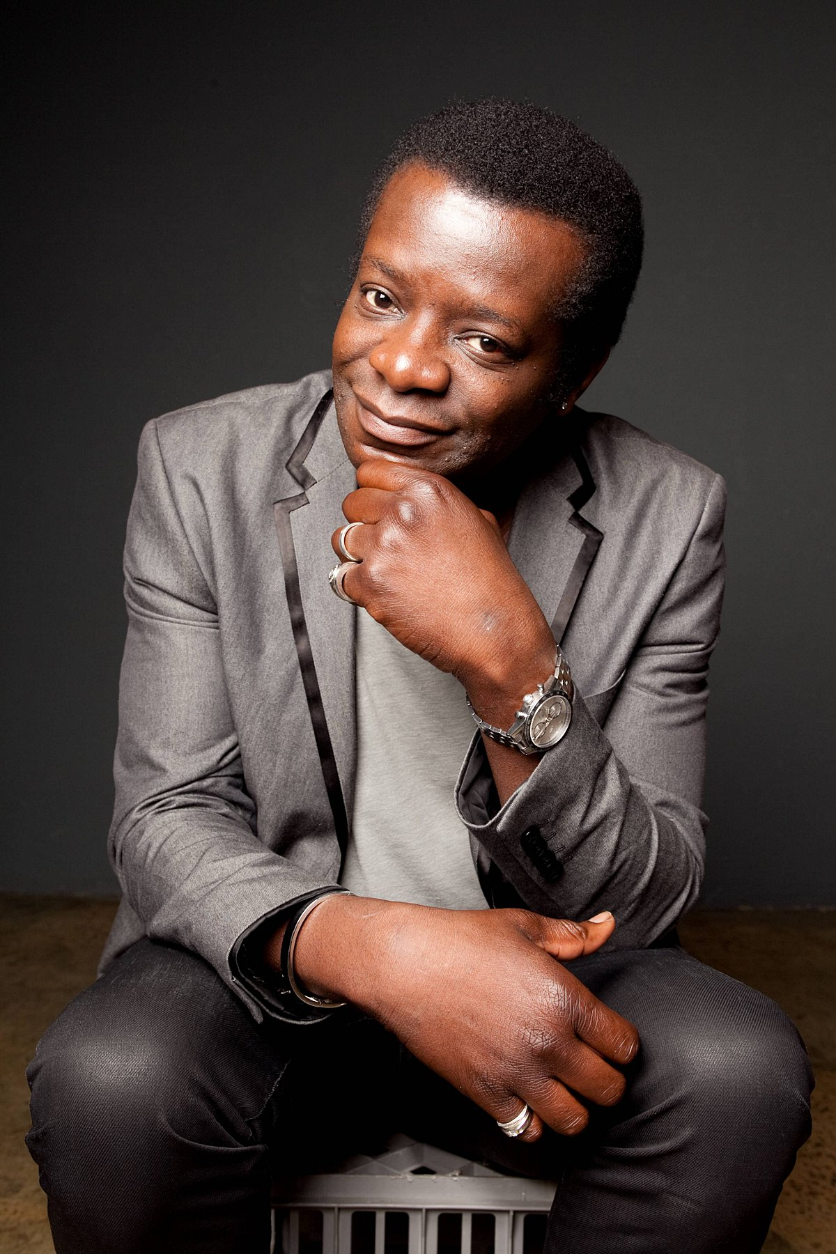 Stephen K Amos is bringing The Spokesman to the Harlequin Theatre