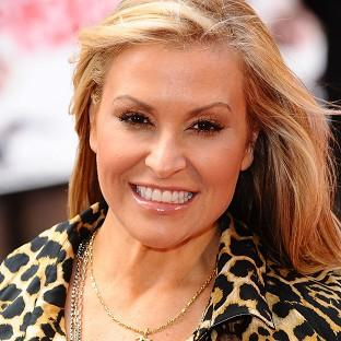 Anastacia has been back in the studio after her second cancer battle