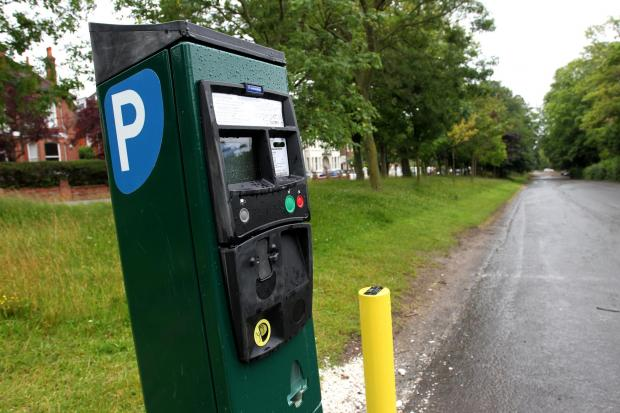 Cash parking machines could be brought back to Barnet