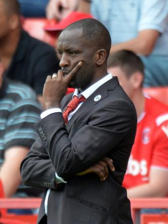 Chris Powell's tenure at Charlton has come to an abrupt end.